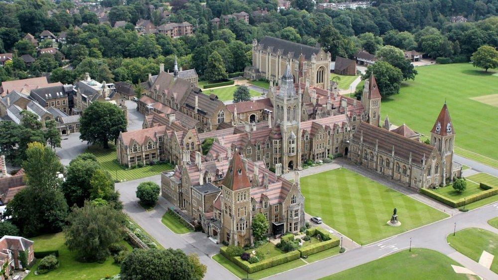 Charterhouse school nike tennis camps venue