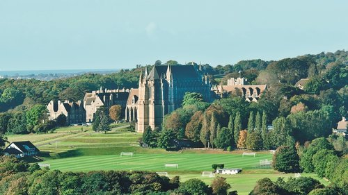 Lancing COllege Venue for Euro Sports Camps Golf Camps
