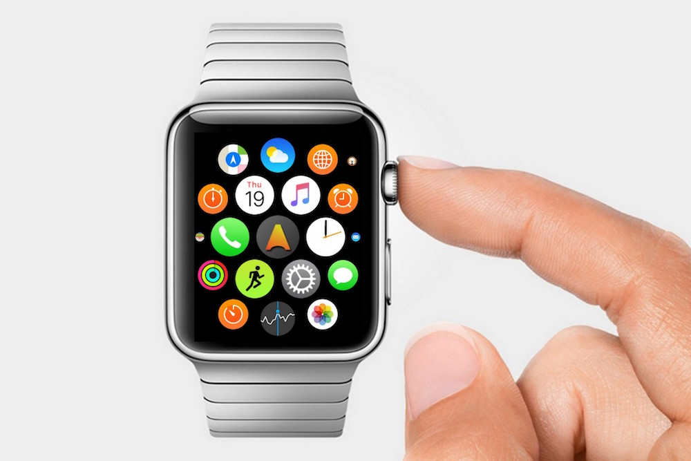 apple watch controla iluminación