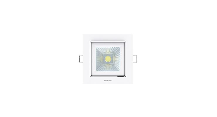 Codo LED tipo WallWasher