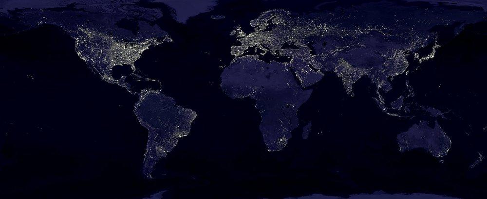 dark sky contaminación lumínica