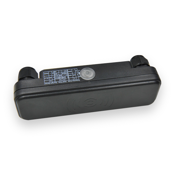 Sensor de presencia por microondas (ultrasónico).