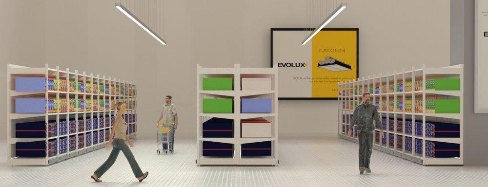 DRAGÔN Engine - Módulo LED Driverless con Óptica Anti-Deslumbrante