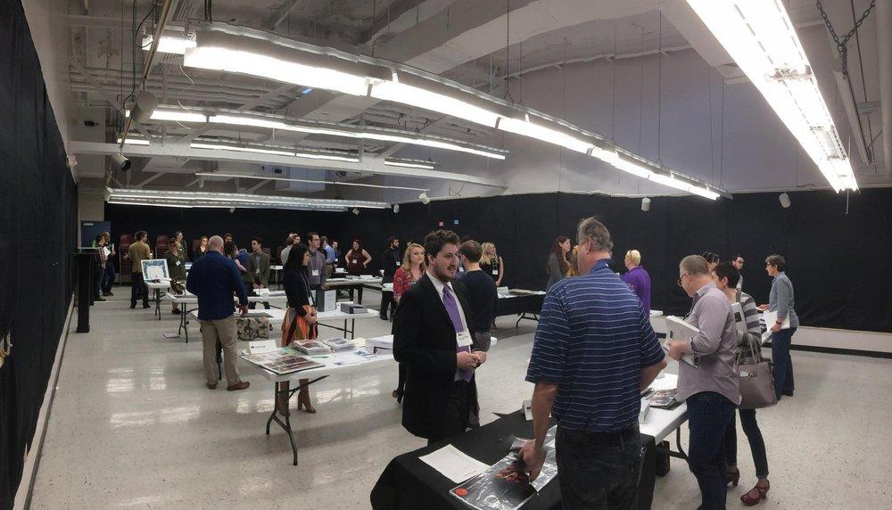 UNCSA Job Fair, 2017