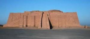 ZIGGURAT OF UR C2100 BC