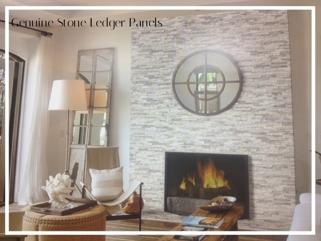 NATURAL STONE LEDGER PANELS - IN STOCK - AFFORDABLE