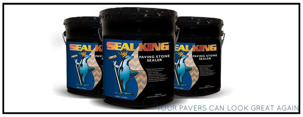 Seal King sealers and cleaners