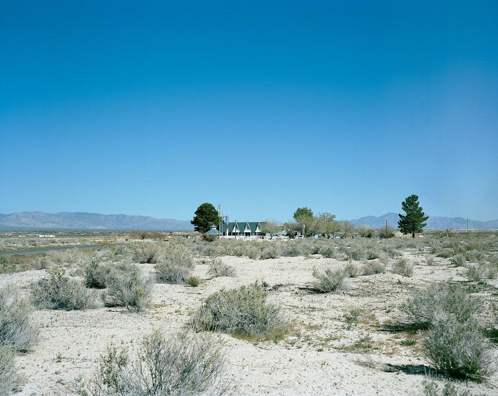 The Chicken Ranch Brothel, Homestead Rd, Pahrump, Nevada, USA
