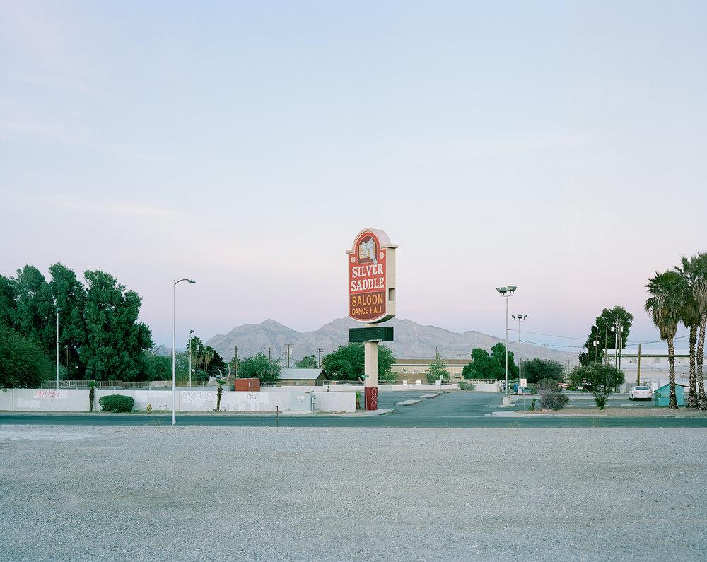 E Charelston Blvd, Downtown, Las Vegas, Nevada, USA