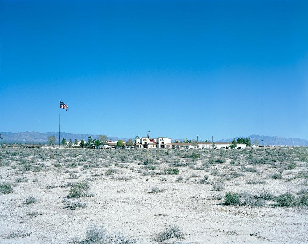 Sheri's Ranch Borthel, Homestead Rd, Pahrump, Nevada, USA