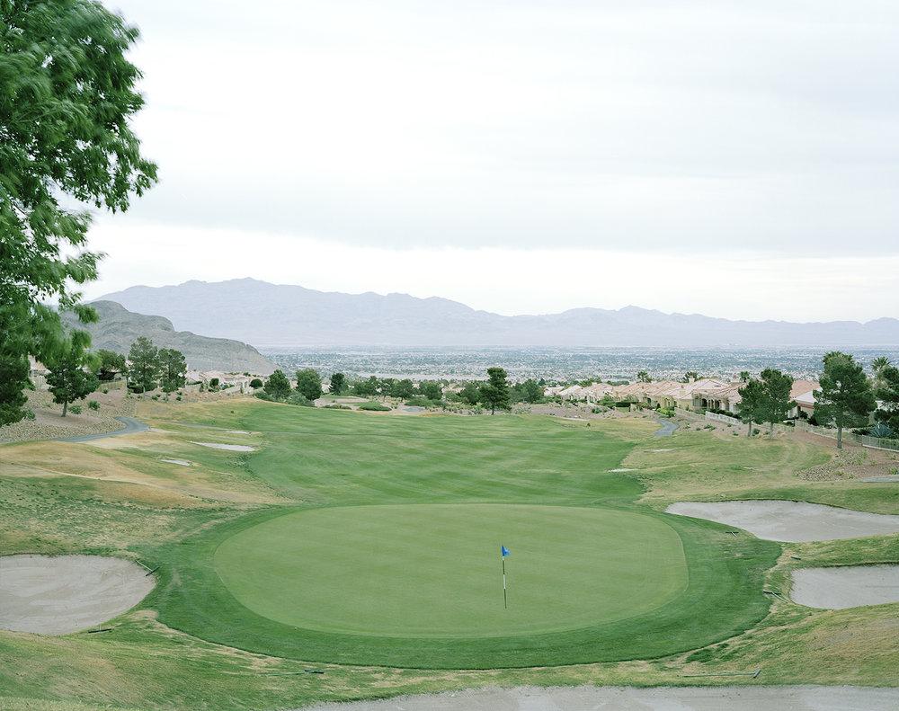 Highland Falls Golf Club, Sun City Blvd, Summerlin, Nevada, USA