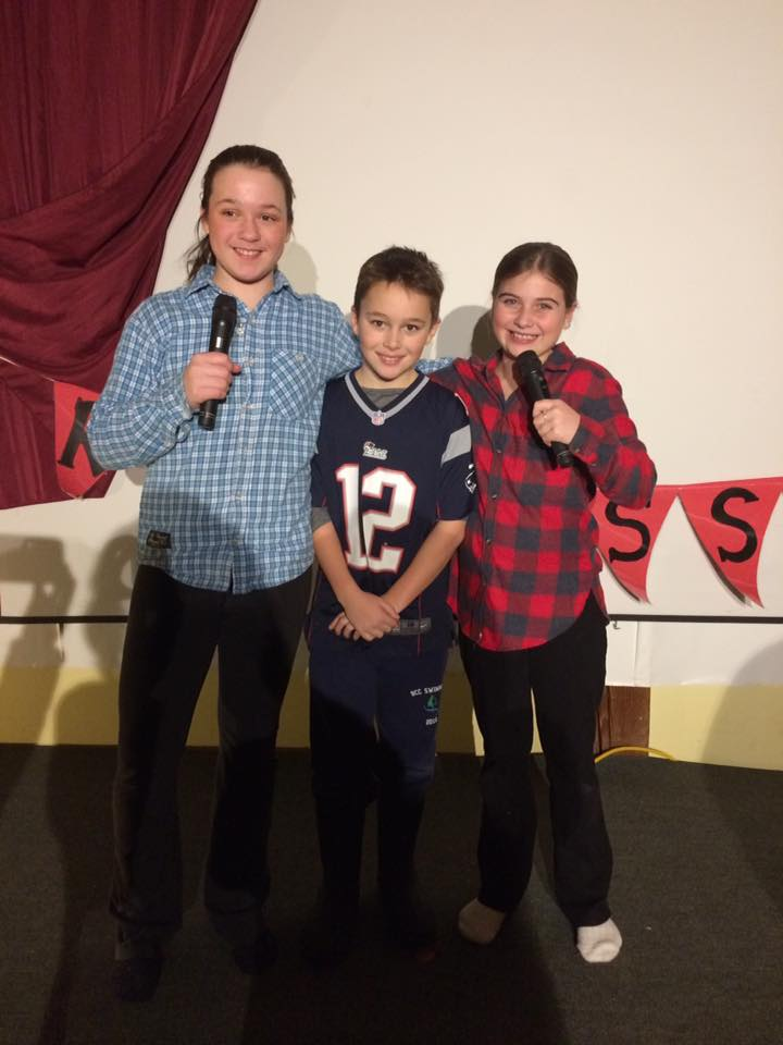 Talent Show 5th grade mc's and stage manager.jpg