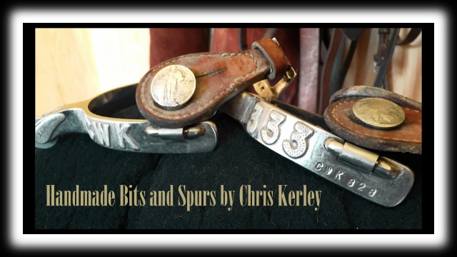 Chris Kerley Bits and Spurs Mag Photograph 4 too  Chris Kerley original pattern design #333.jpg