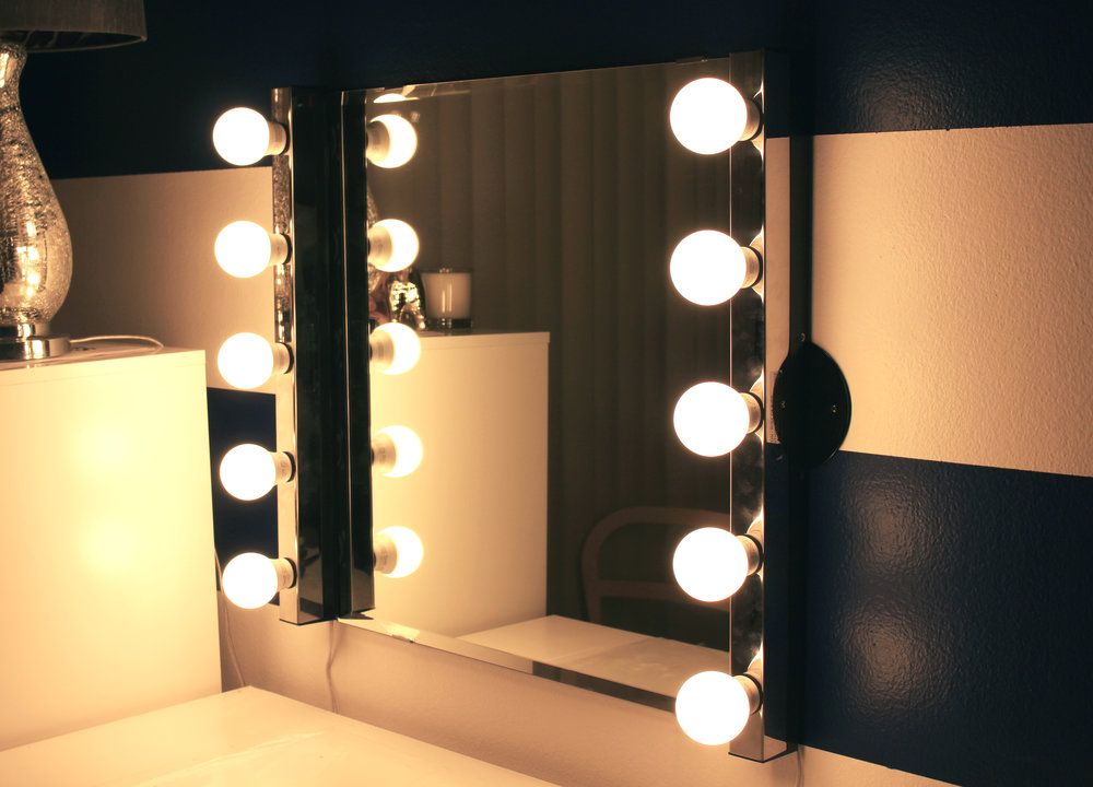 Emily Essentially | Step-by-Step Guide: Hollywood Vanity Mirror | Step 14