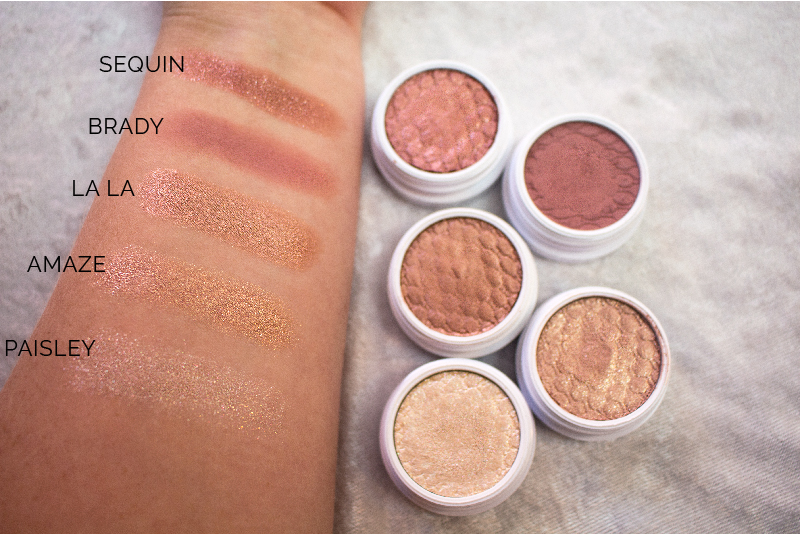 Emily Essentially | Beauty | Nude/Neutral Swatches