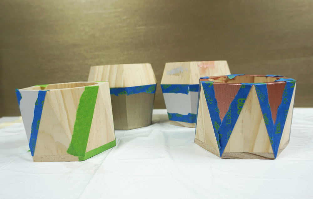 Emily Essentially | DIY | Budget-Friendly Glam Box Makeover Step 2