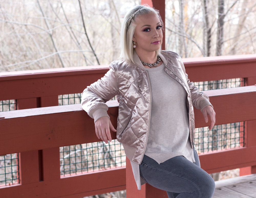 Emily Essentially | Fashion | Wintry Hues of Pink