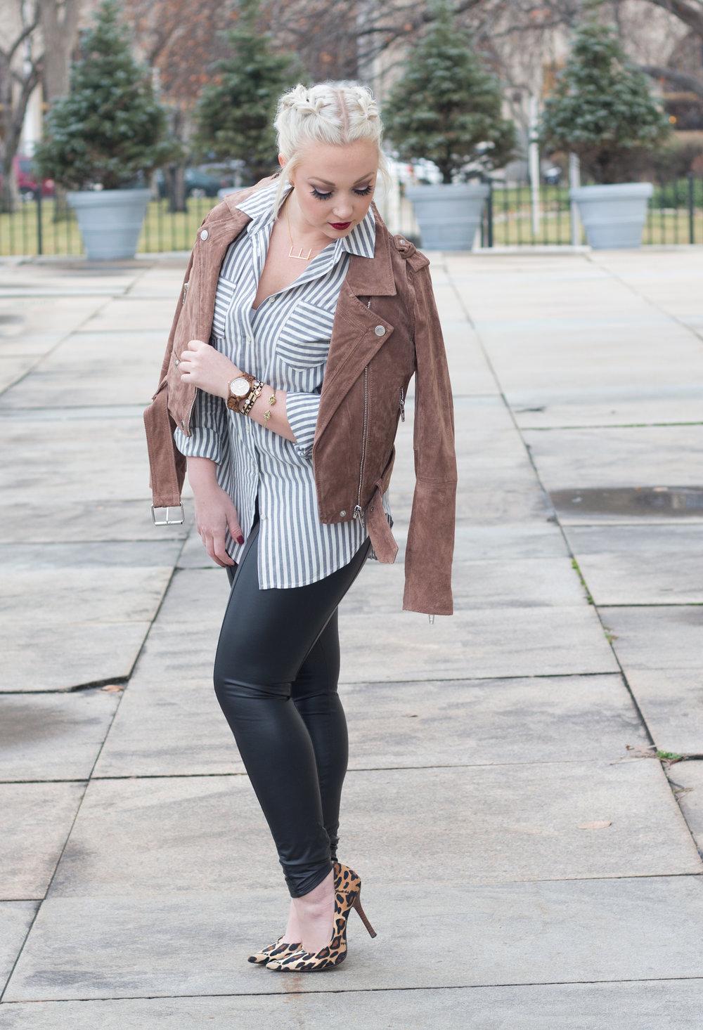 Emily Essentially   Fashion   JORD Wood Watch