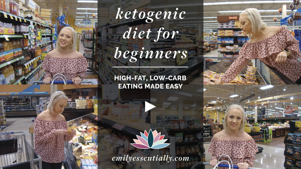 Ketogenic Diet for Beginners | High-Fat, Low-Carb Eating Made Easy | Emily Essentially