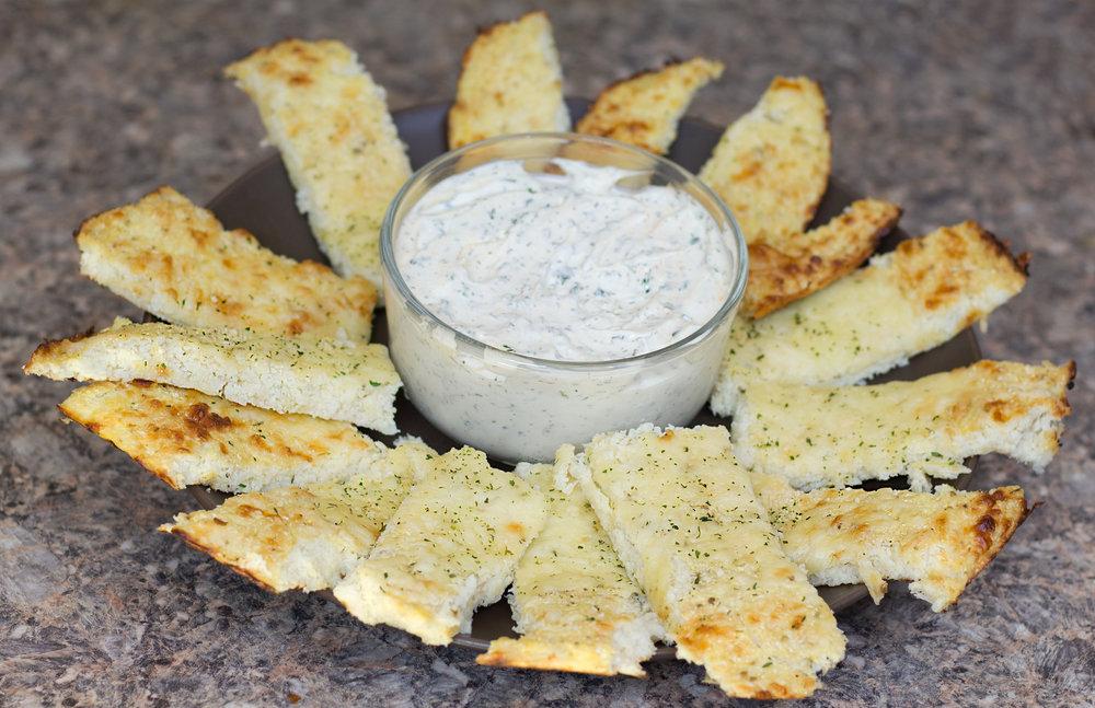 Emily Essentially | Lifestyle | Cheesy Cauliflower Breadsticks
