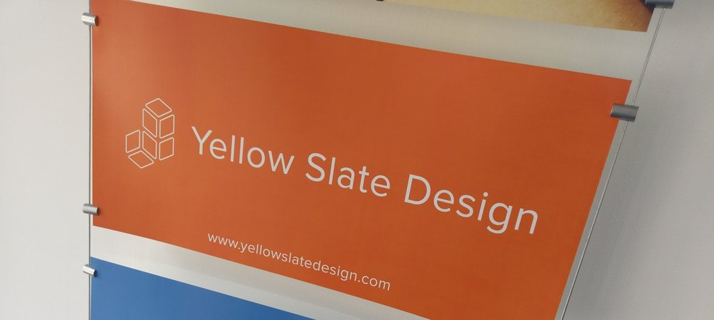 Yellow Slate Design