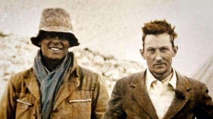 A Photo of George Mallory - All rights: