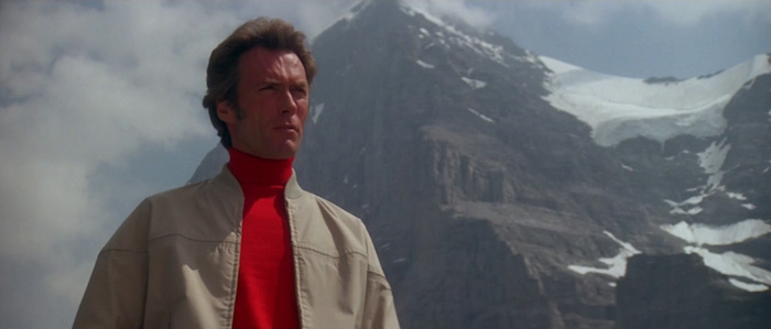 Clint Eastwood in The Eiger Sanction - Universal Pictures