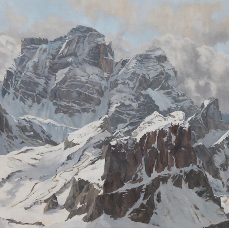 Monte Pelmo.©Rowan Huntley