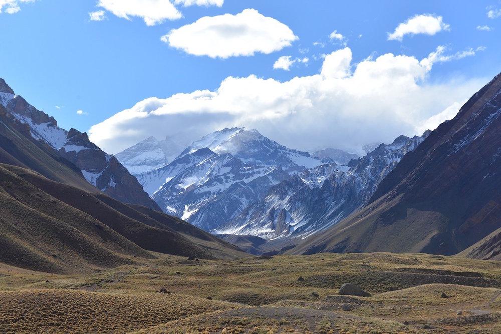 Aconcagua — The Armchair Mountaineer