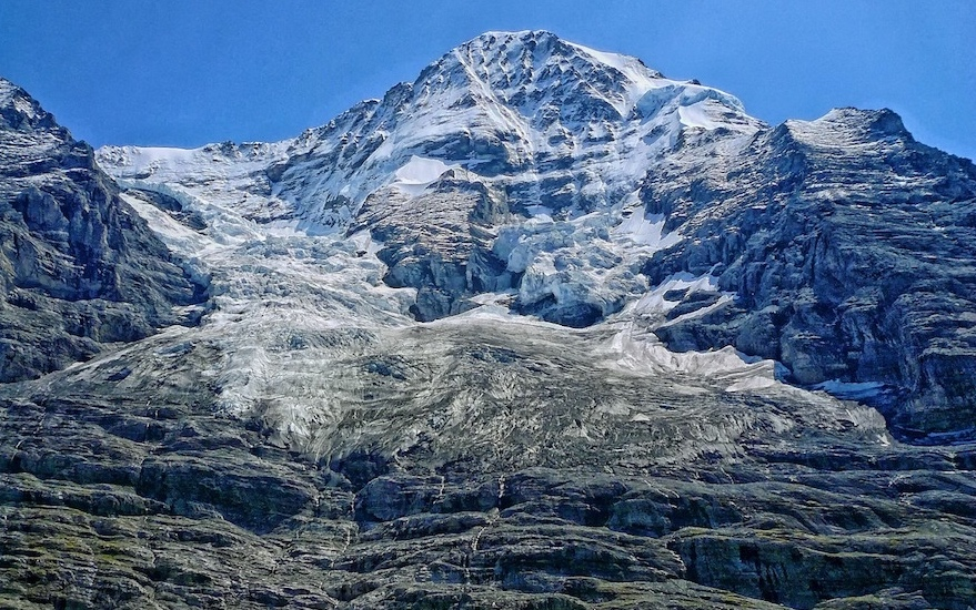 The North Face of the Eiger.