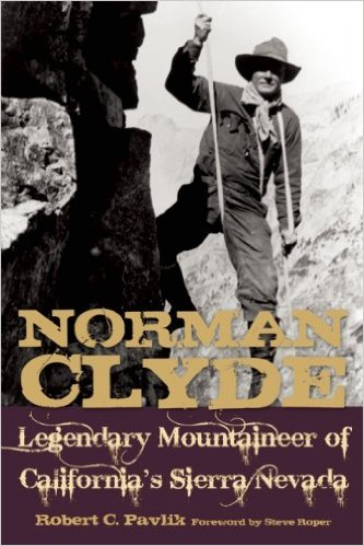 Norman Clyde Mountaineer