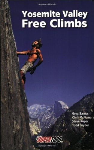 Yosemite Free Climbs