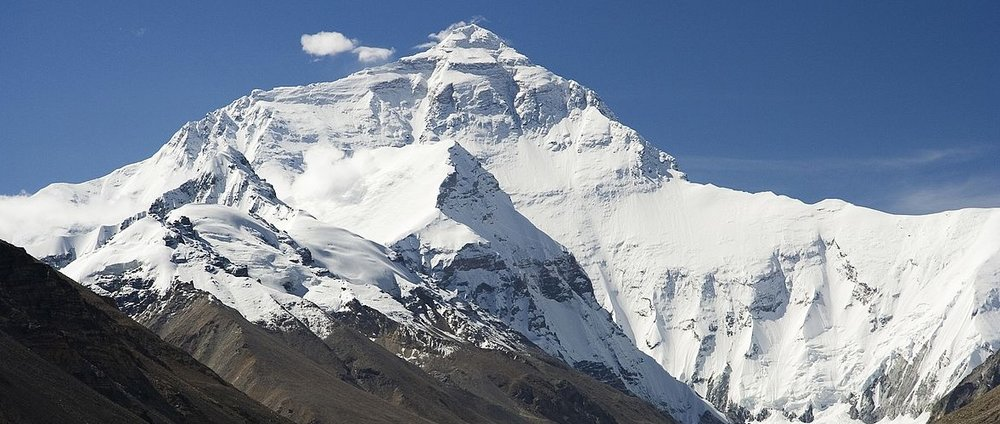 Seven Summits Everest