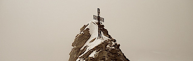 The flag of Gilgit-Baltistan