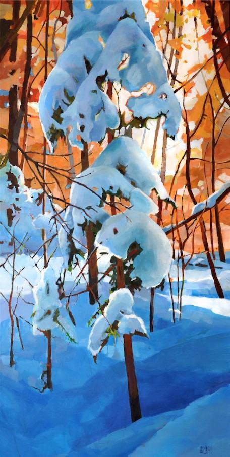 Snow Caked ©Randy Hayashi