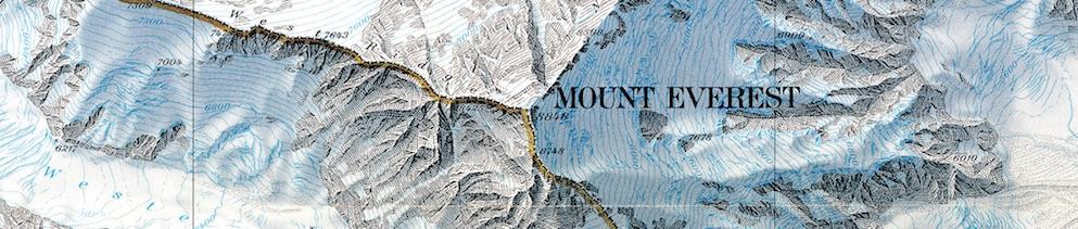Chomolungma Map