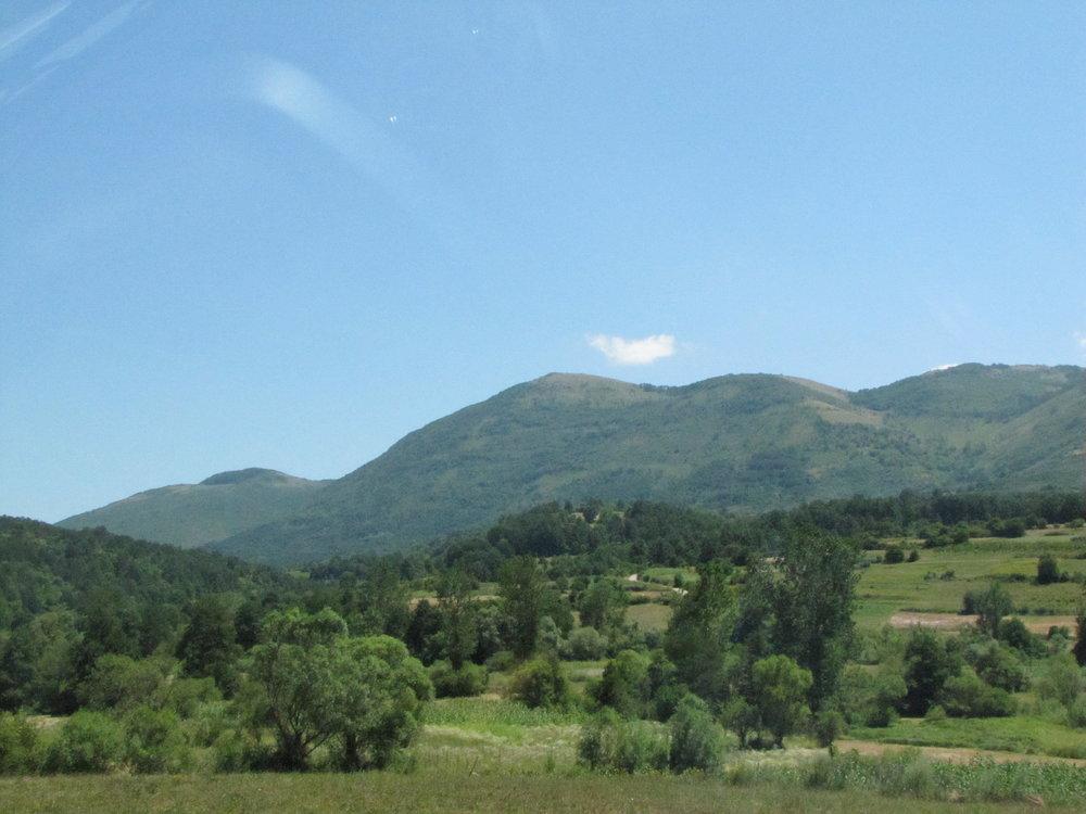 Svrljig Mts