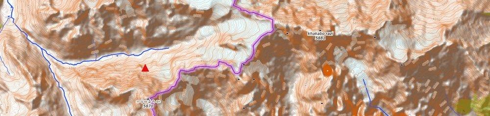 Highest Mountain in Myanmar