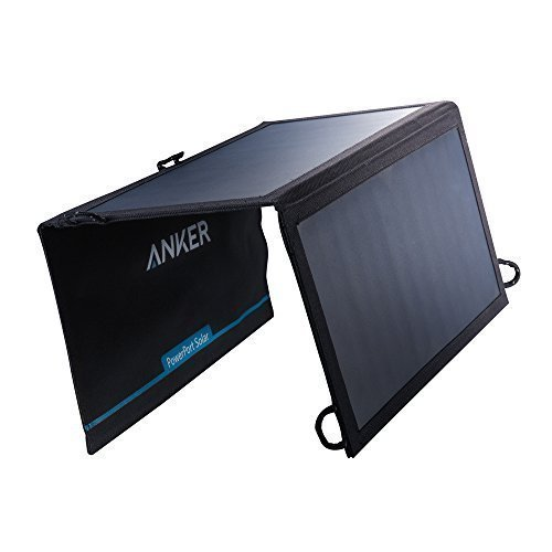 Anker Solar Charger Review