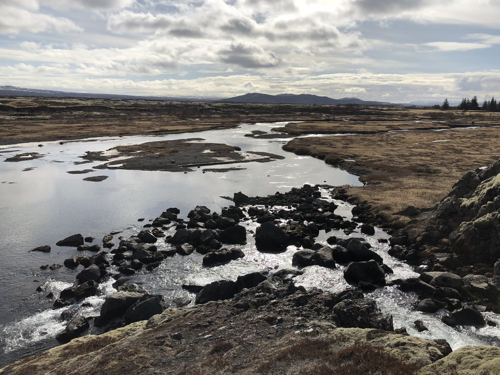 Þingvellier National Park