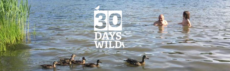 30 days wild 2018