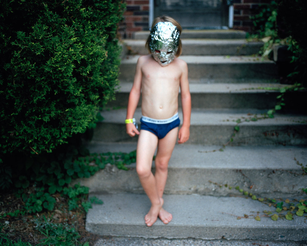 Silver Mask, 2008
