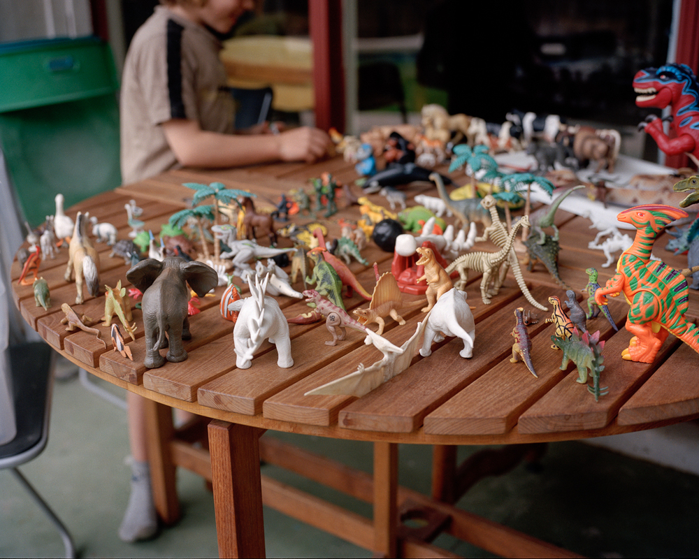 Dinosaurs, 2006