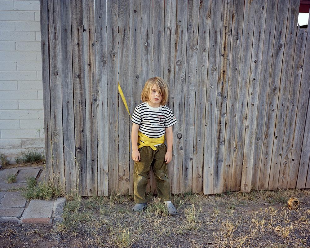 Yellow Strap, 2005