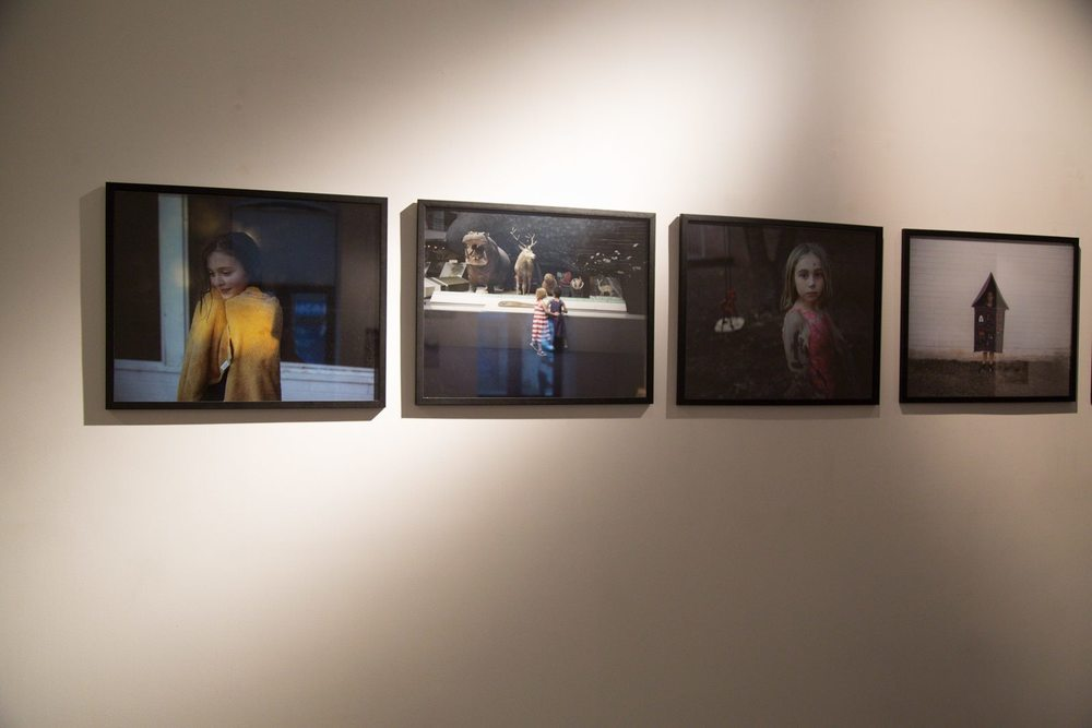 """Ladies Only"" exhibition at Tbilsi Photography Festival, 2014"