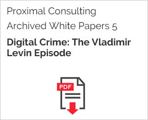 Archived White Paper  5: Digital Crime: The Vladimir Levin Episode