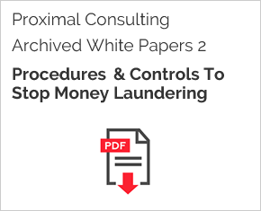 Proximal Consulting Archived White Papers 2