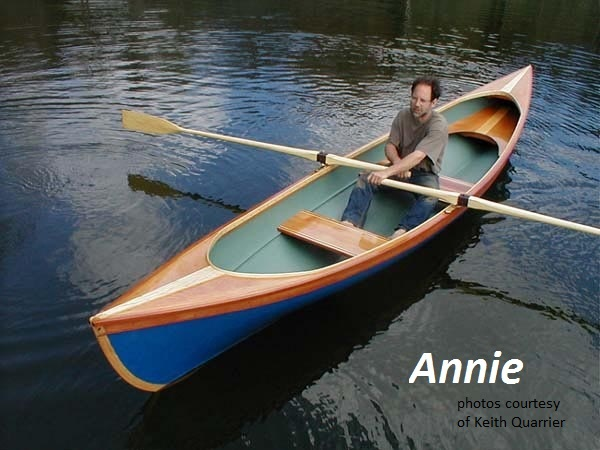St. Lawrence River Skiffs — Chase Small Craft