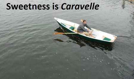 Caravelle Skiff: thank you Niko in NYC and thank you Ian in Alaska.