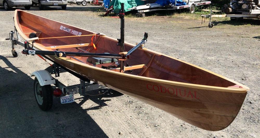 Drake raceboat 20